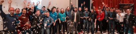 Drupal Splash Awards 2019 winners
